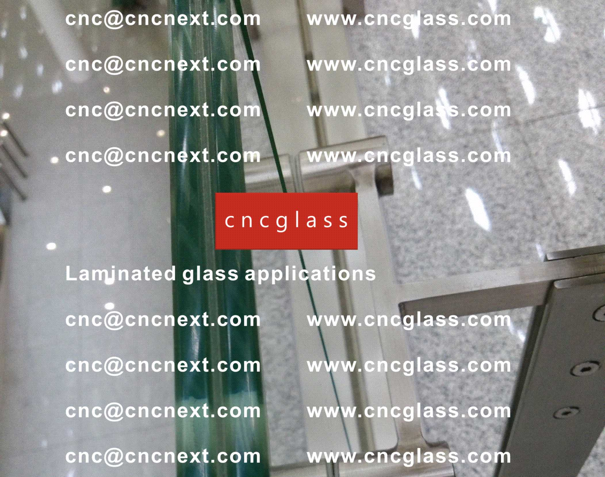 001 EVAFORCE LAMINATED GLASS