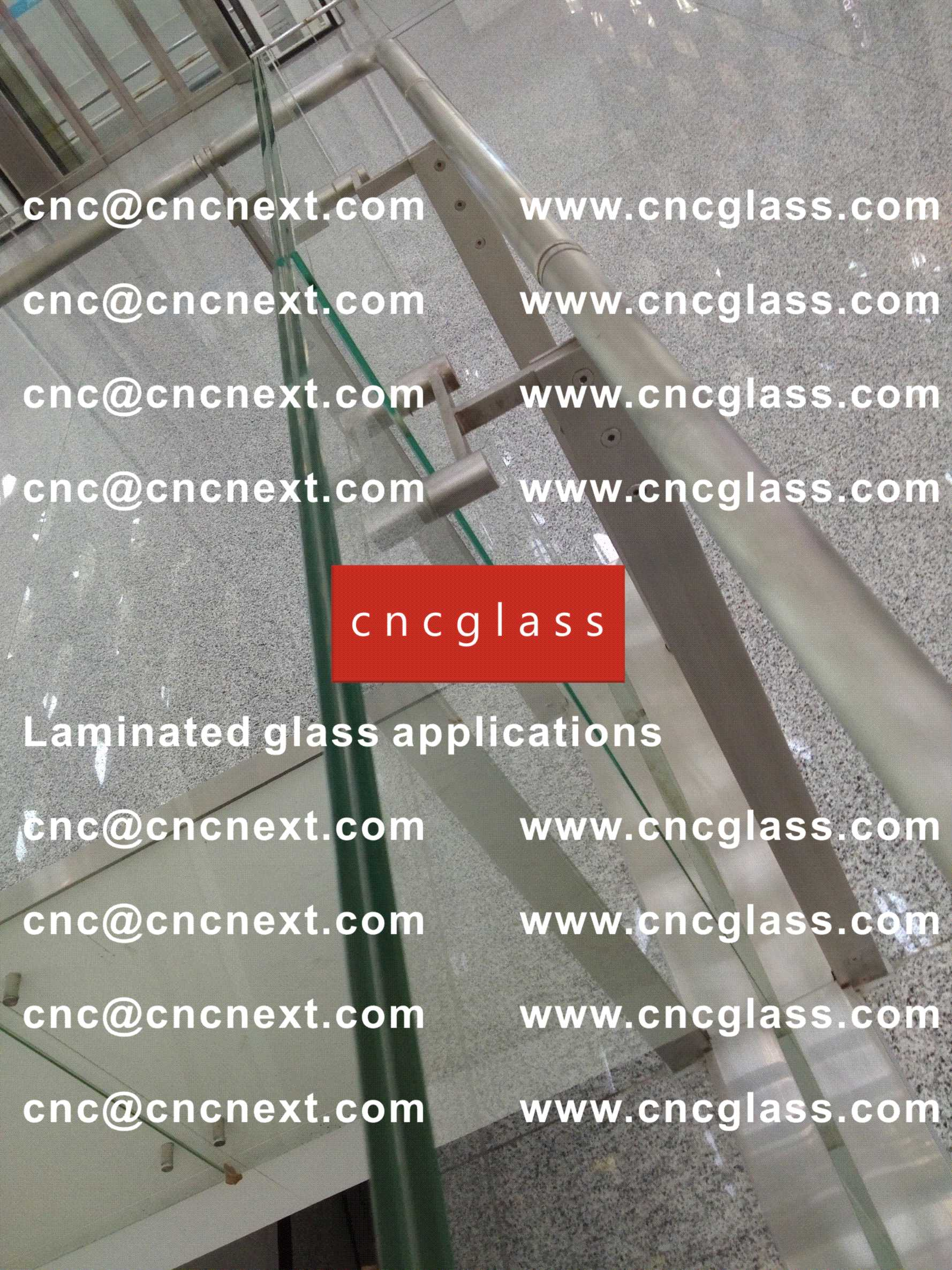 003 EVAFORCE LAMINATED GLASS