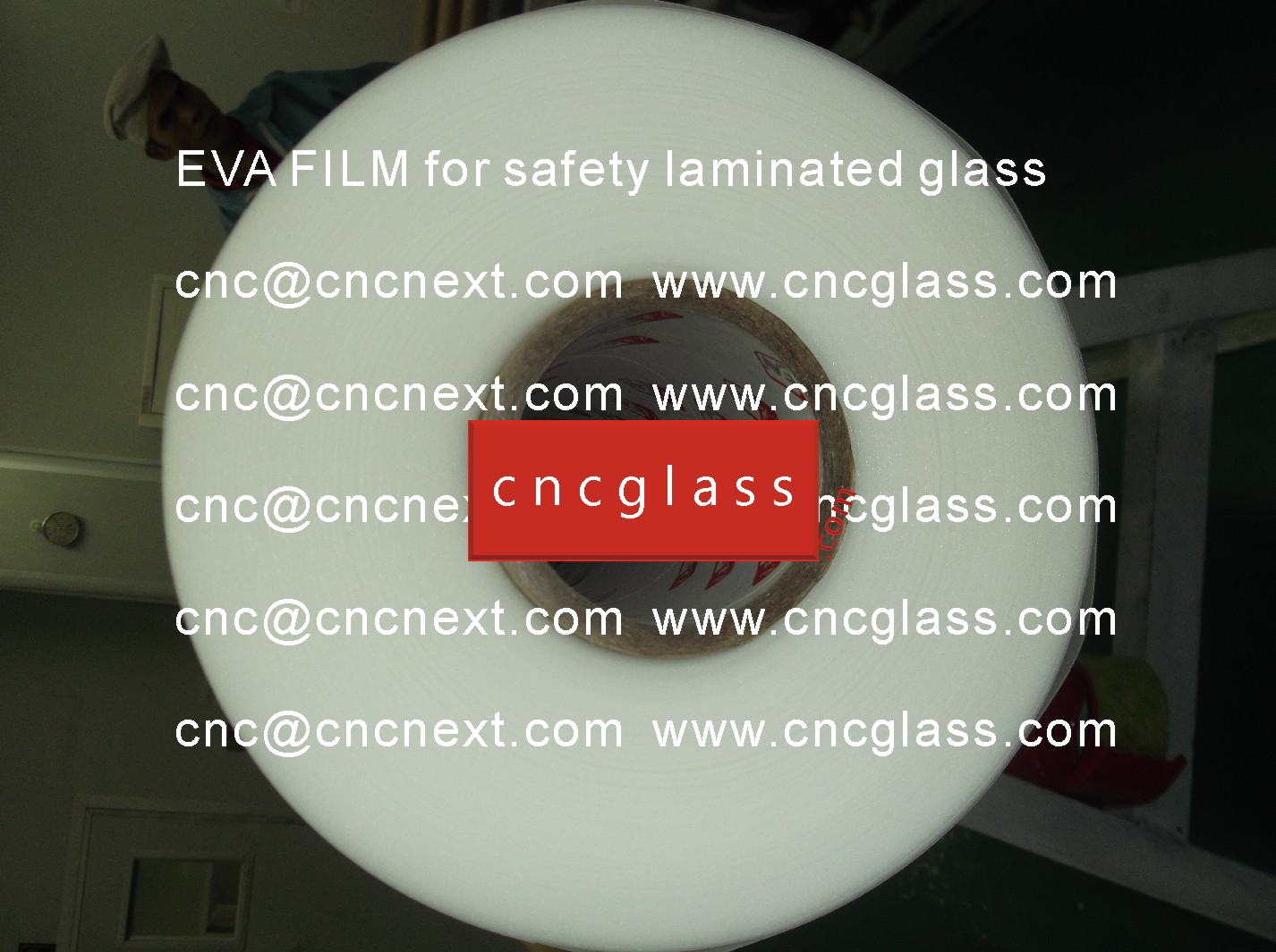 005 EVAFORCE EVA FILM FOR SAFETY LAMINATED GLASS