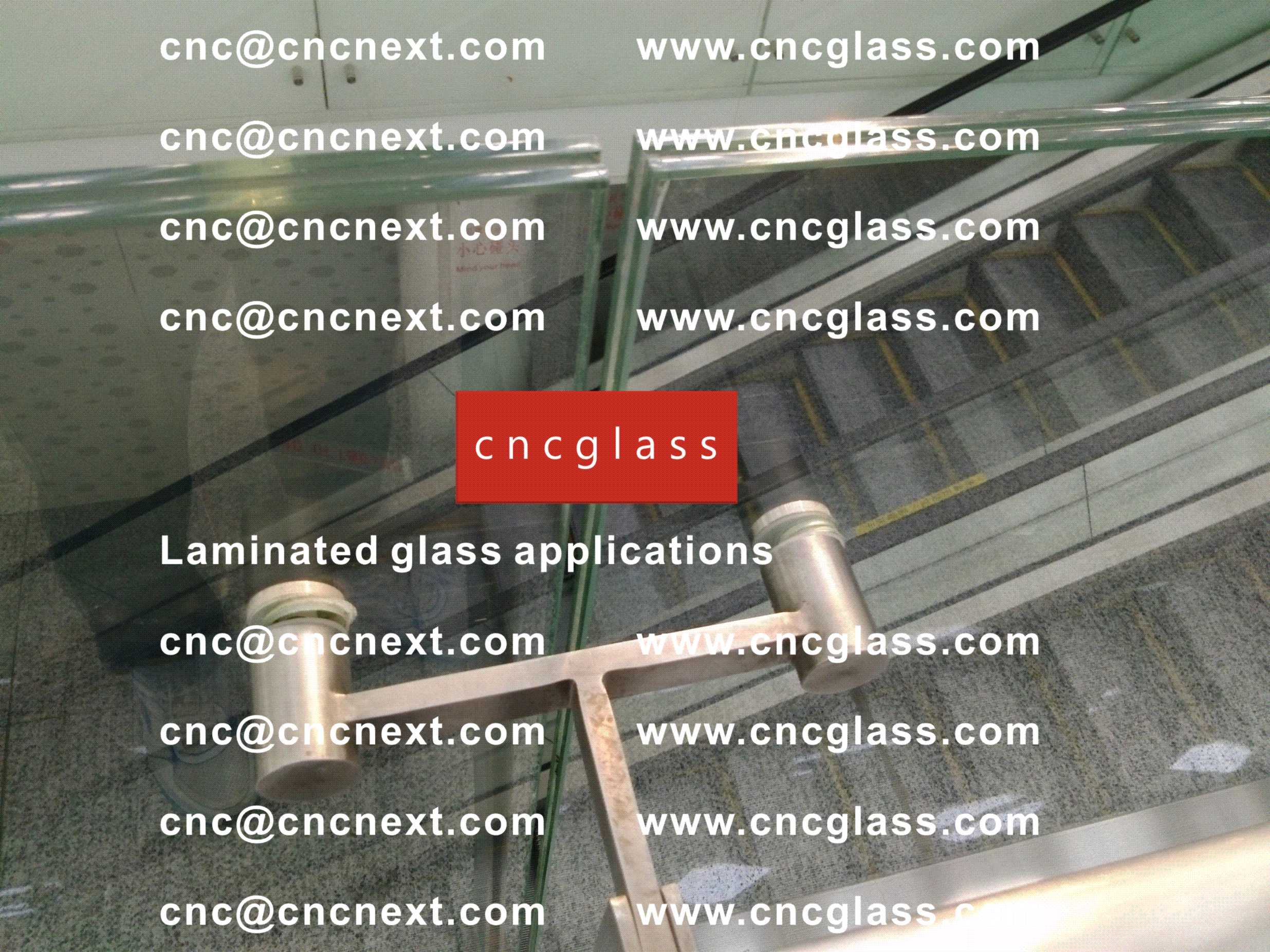 005 EVAFORCE LAMINATED GLASS