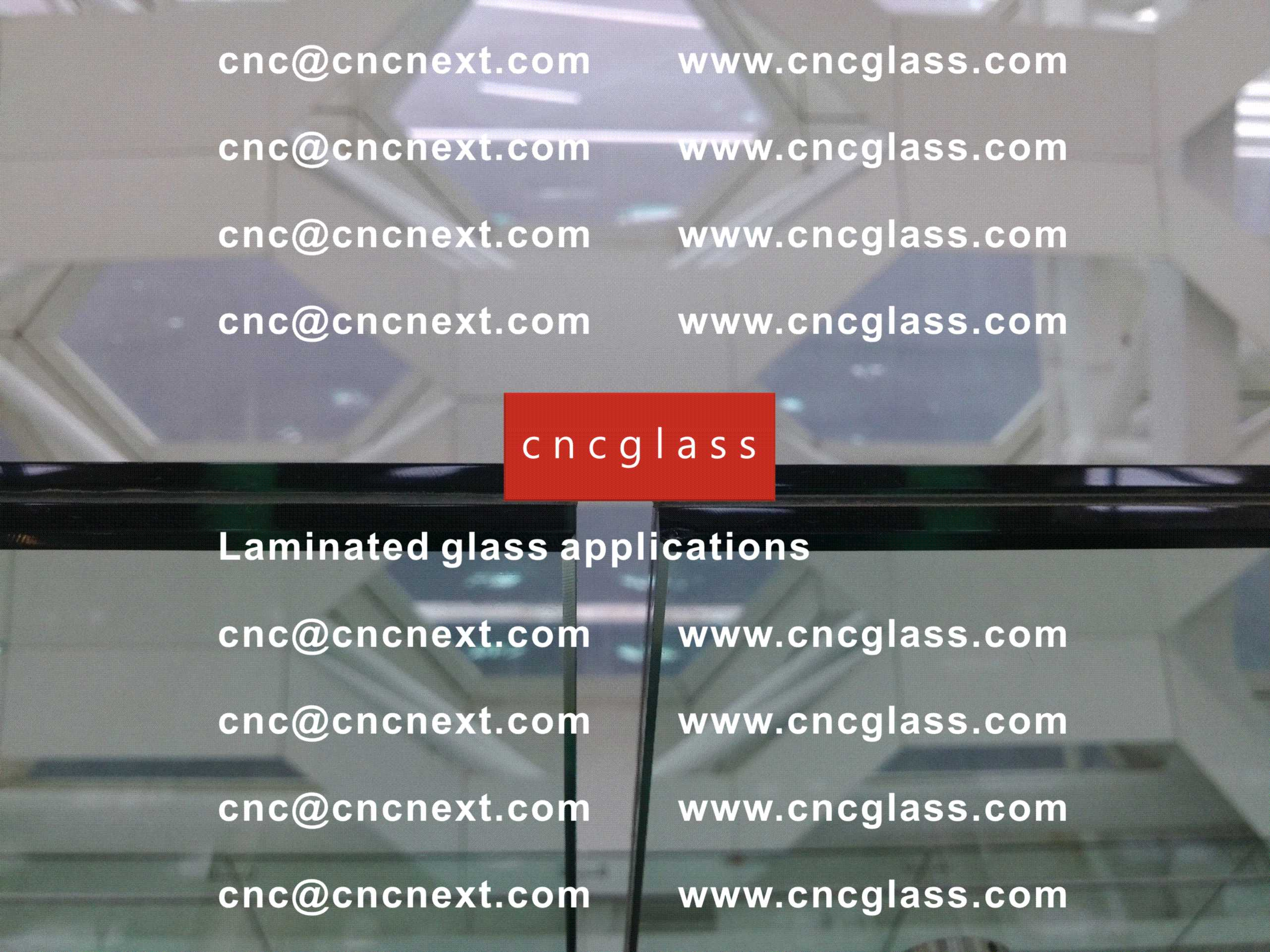 007 EVAFORCE LAMINATED GLASS