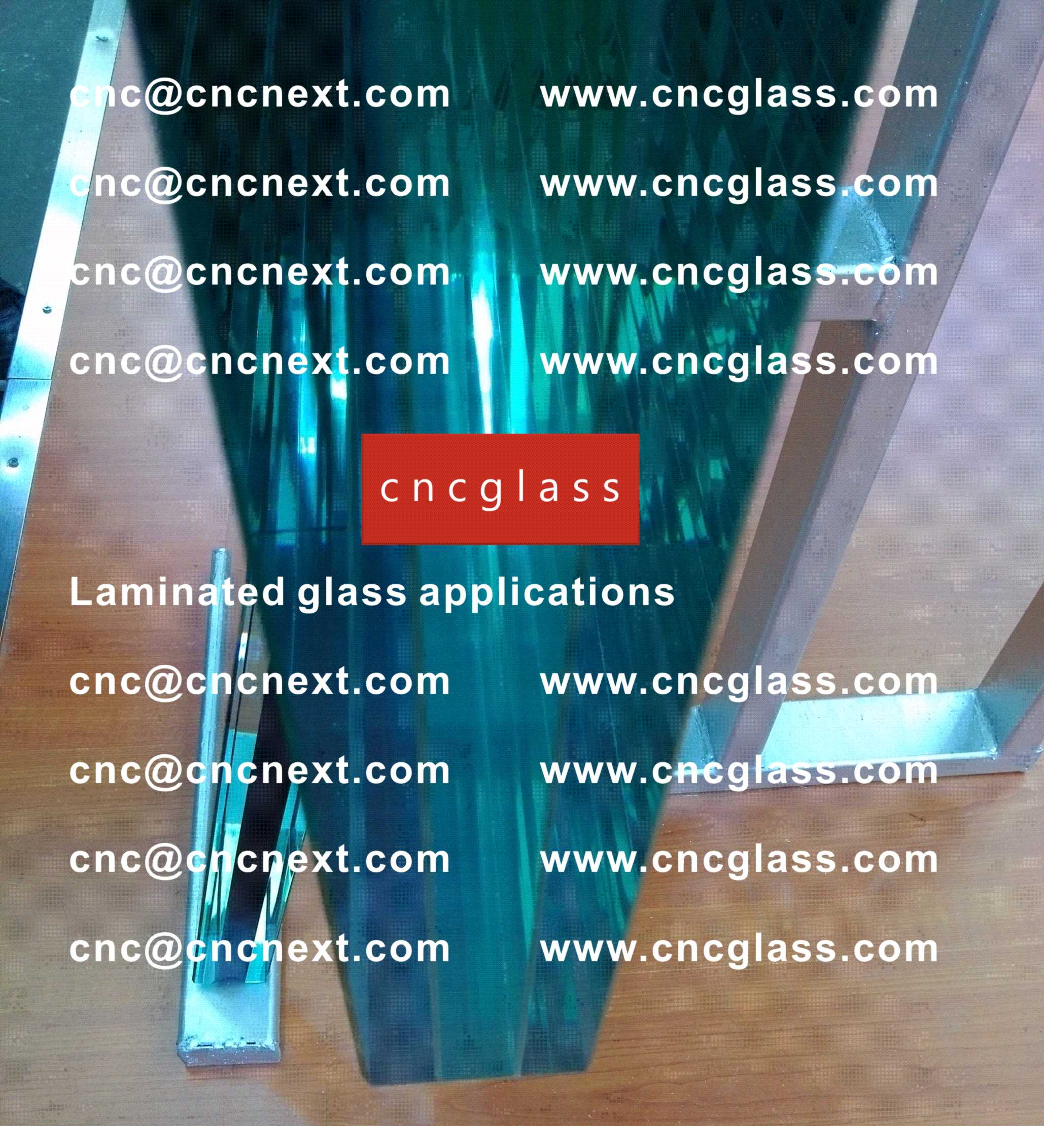 008 EVAFORCE LAMINATED GLASS