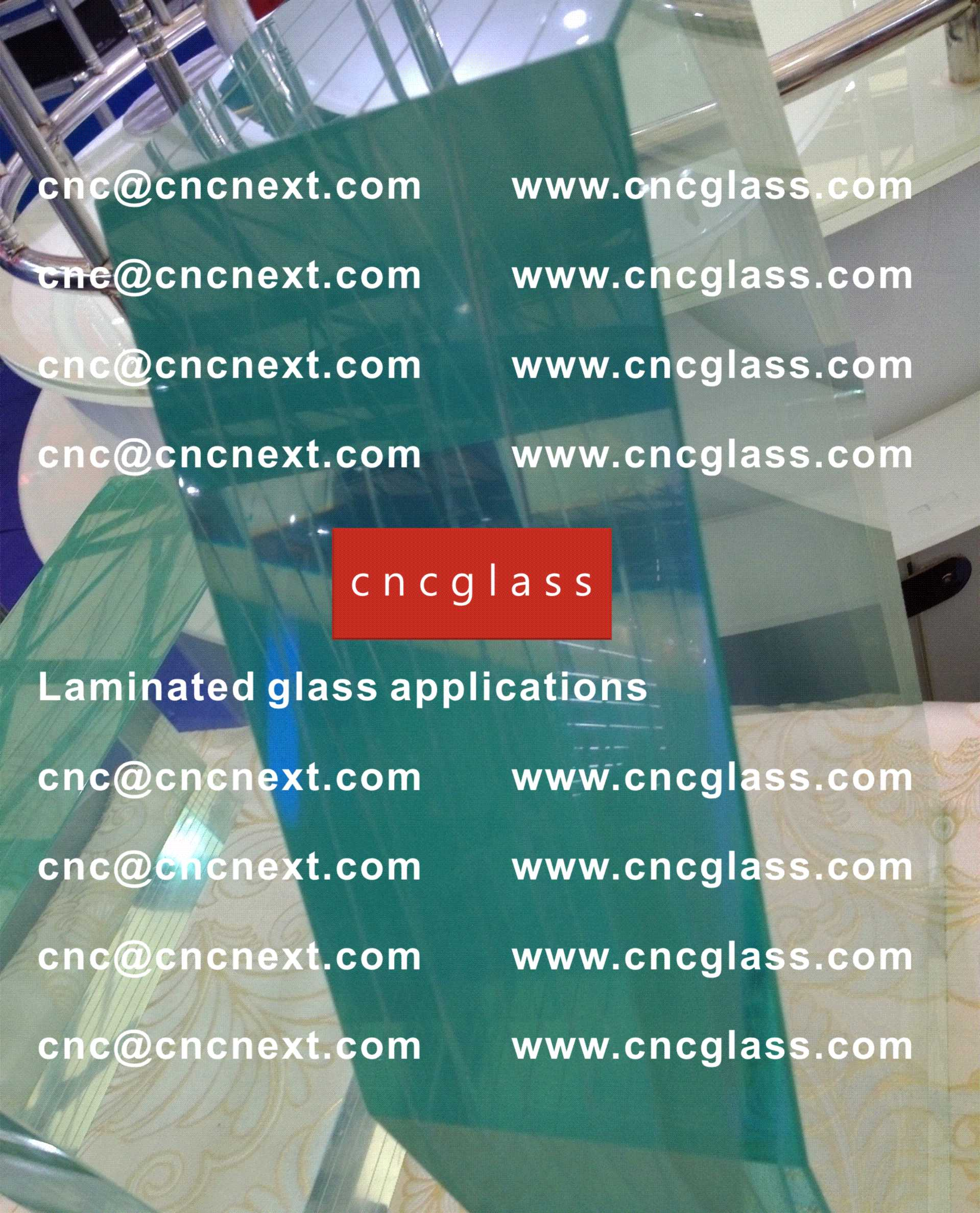 011 EVAFORCE LAMINATED GLASS