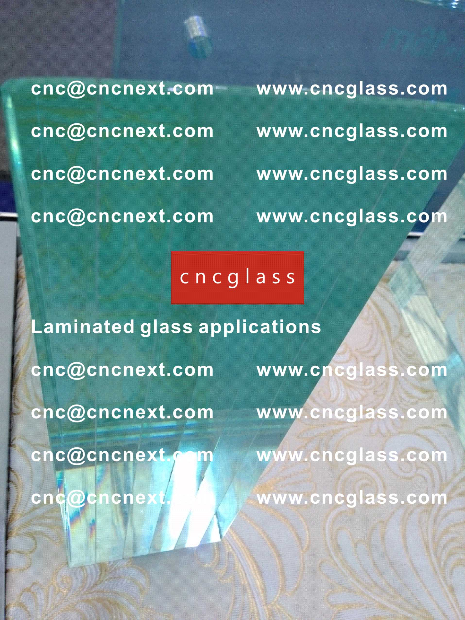 013 EVAFORCE LAMINATED GLASS