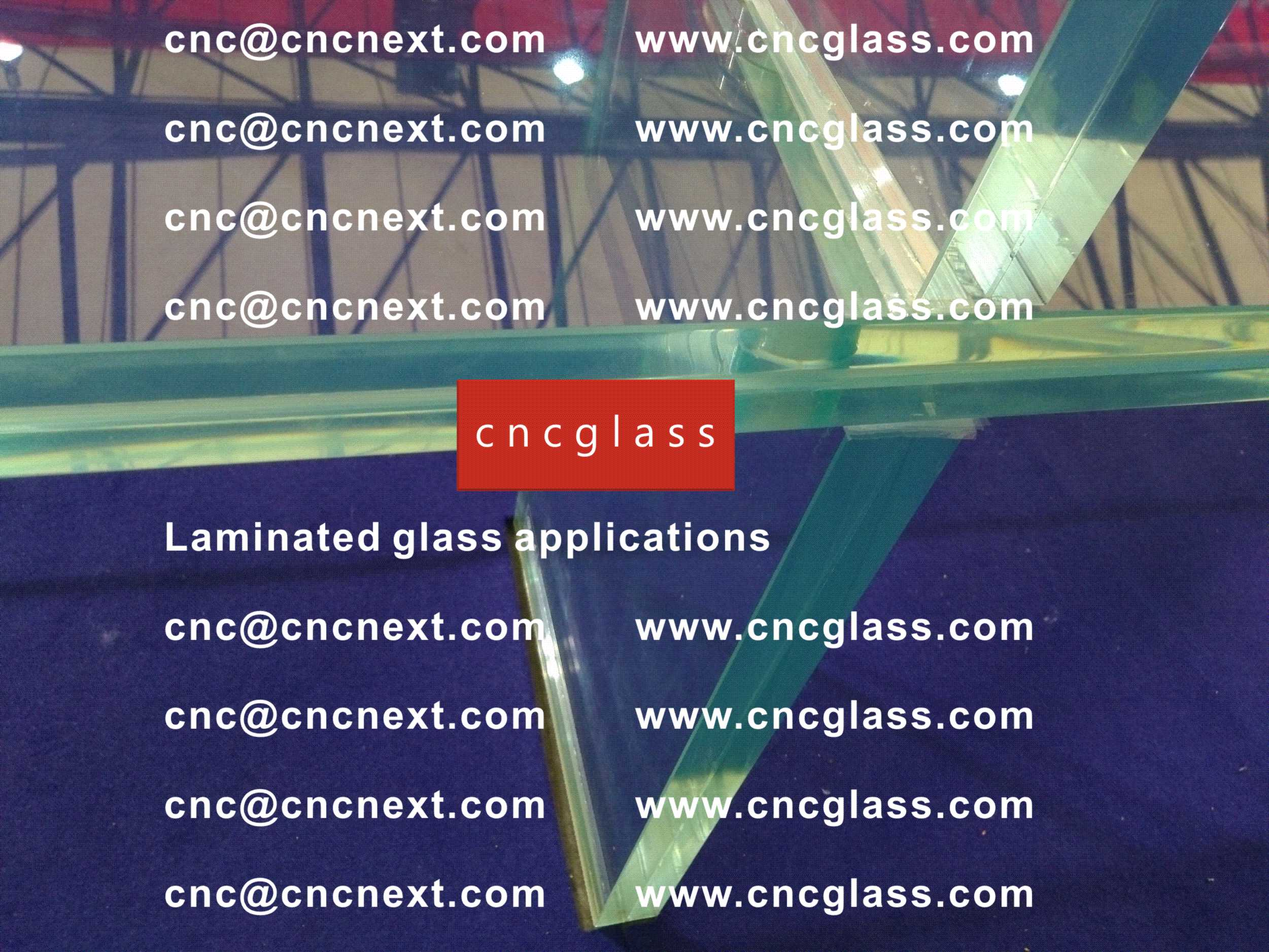 014 EVAFORCE LAMINATED GLASS