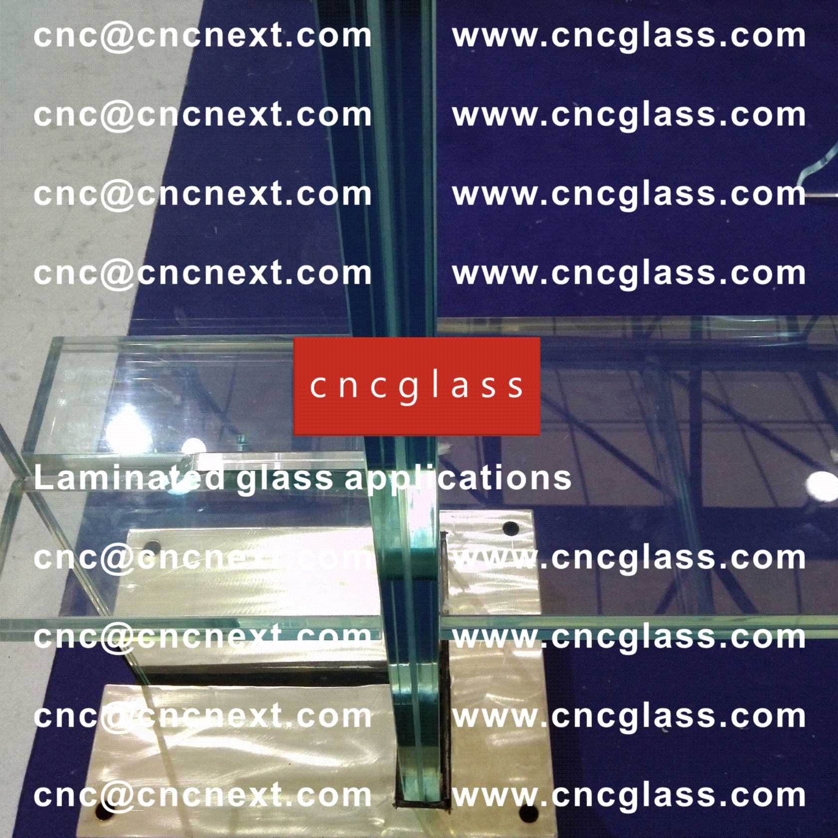 015 EVAFORCE LAMINATED GLASS