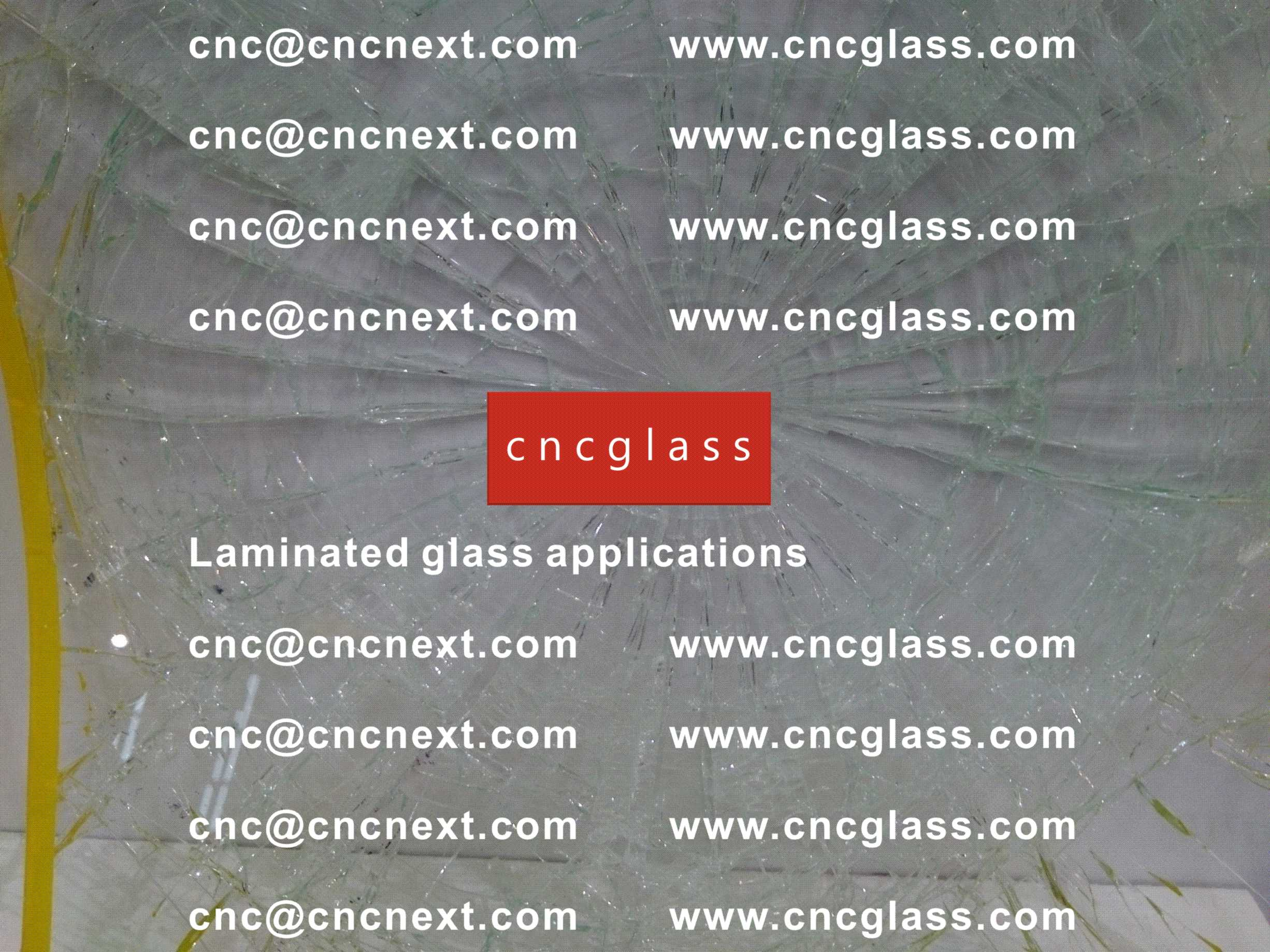 017 EVAFORCE LAMINATED GLASS
