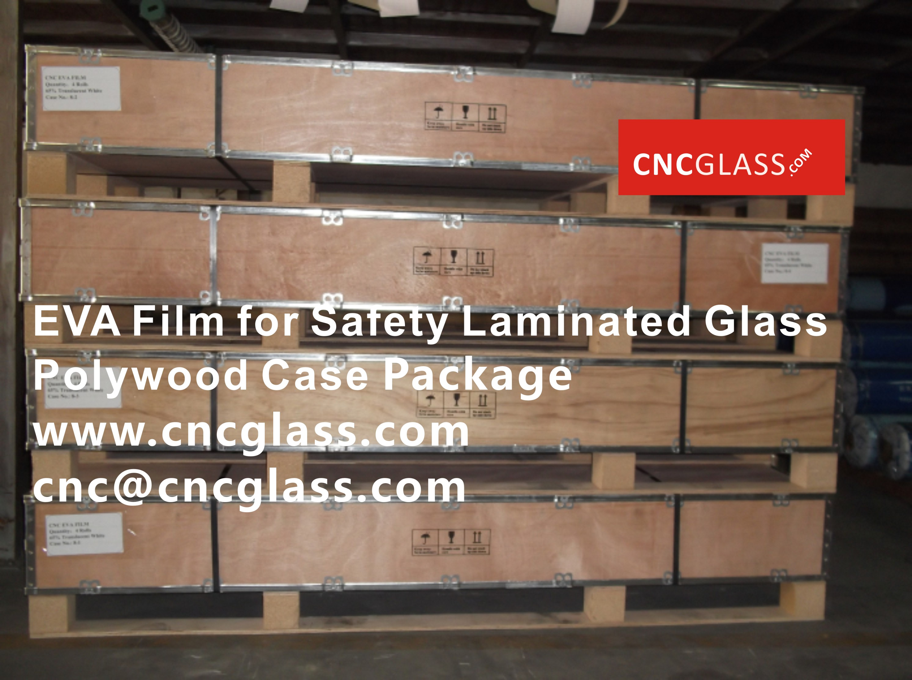 091602EVA Film for Safety Glass Package