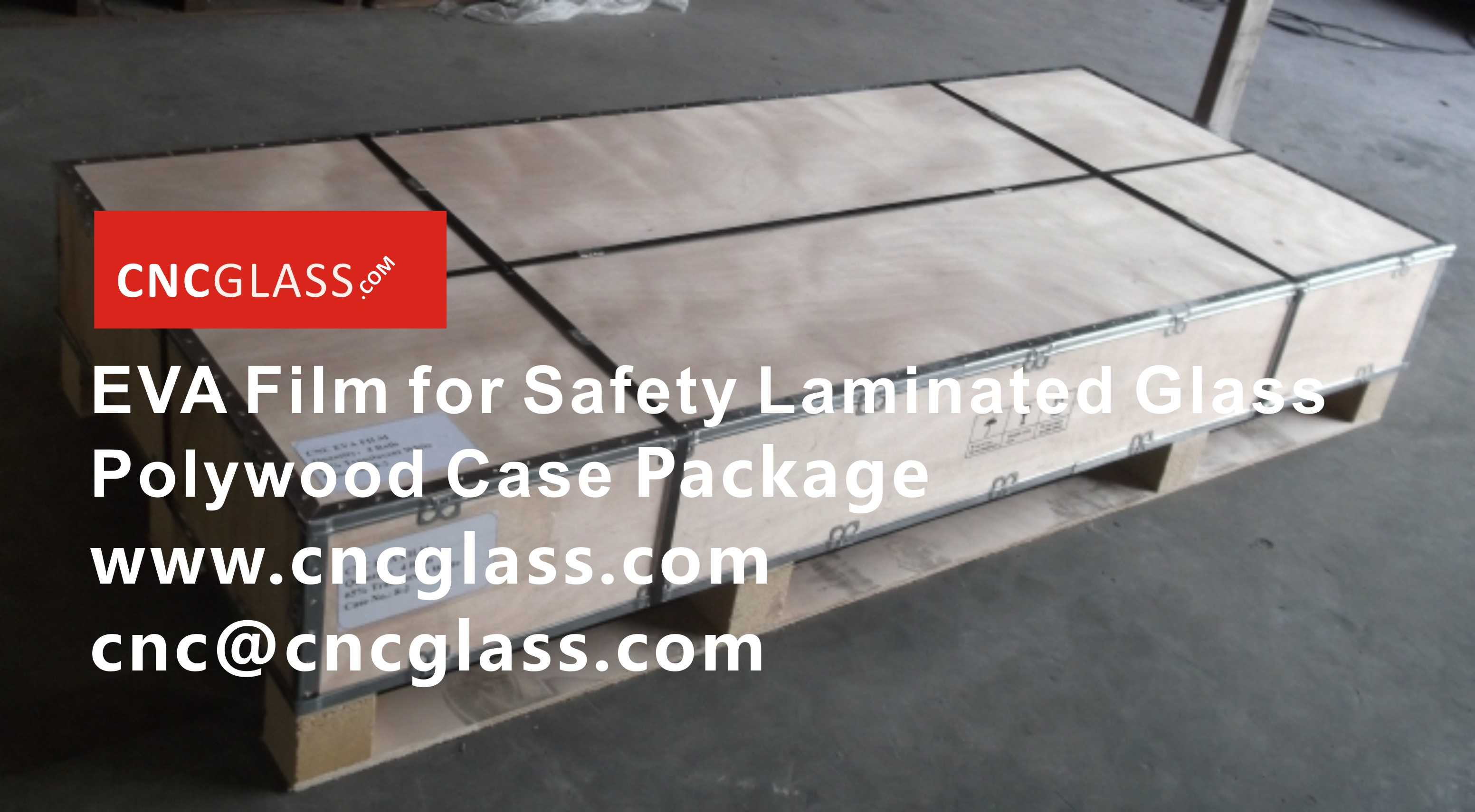 091607EVA Film for Safety Glass Package