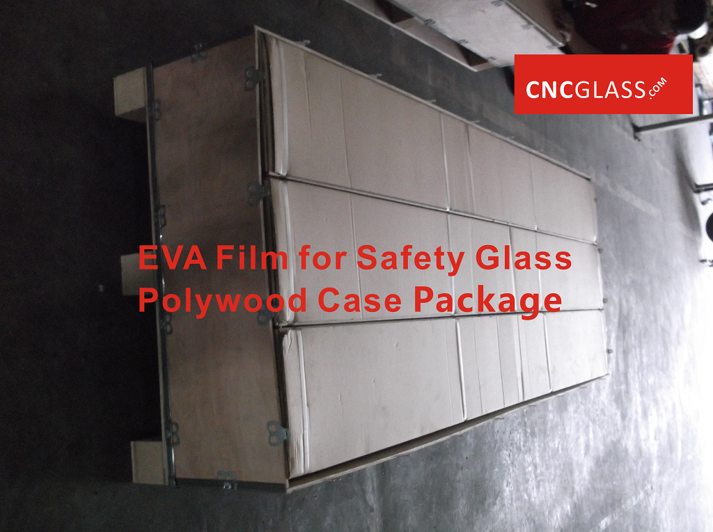 EVA Film for Safety Glass Polywood Case Package2