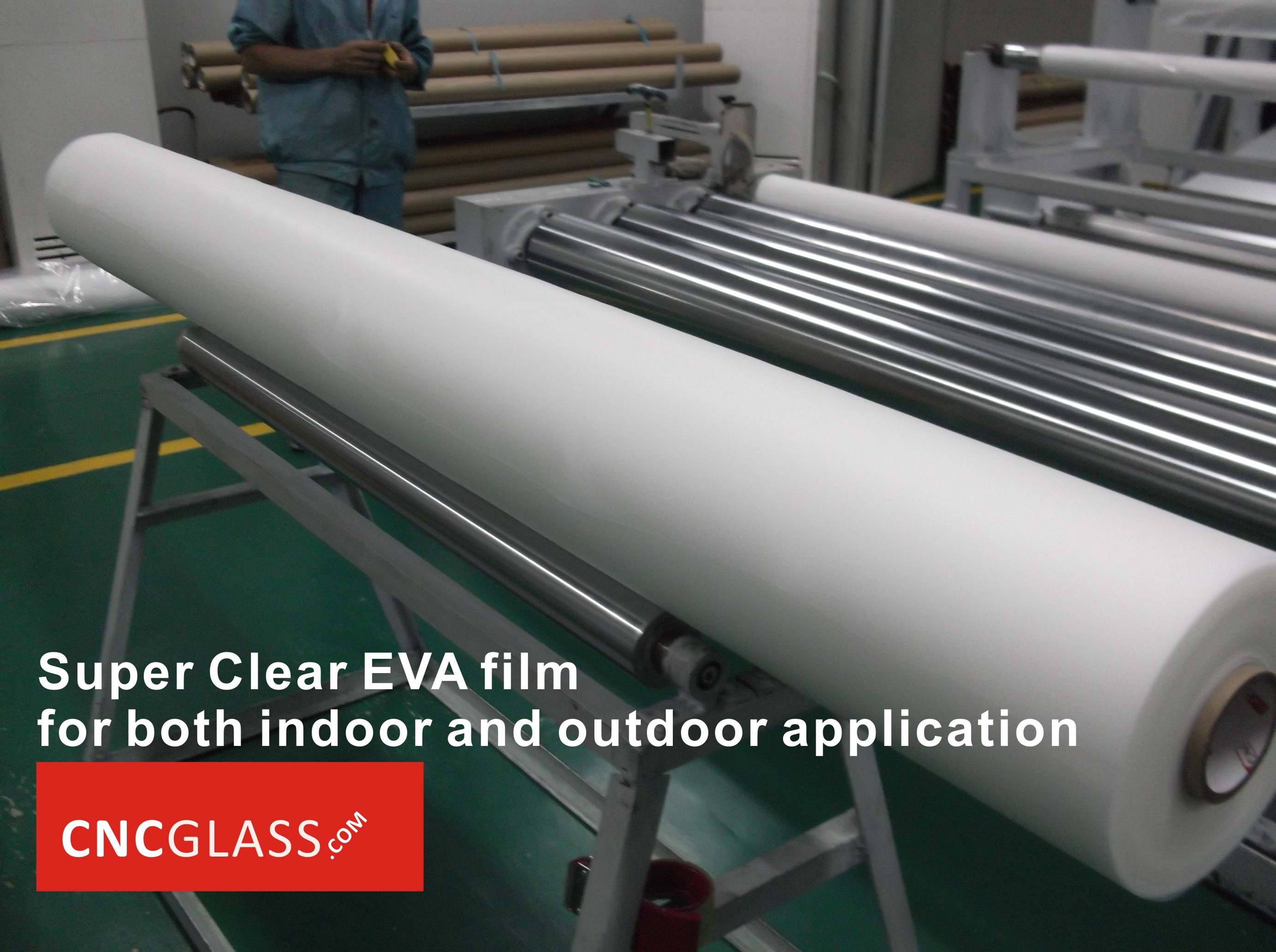Eva Film laminated glass safety glazing 04