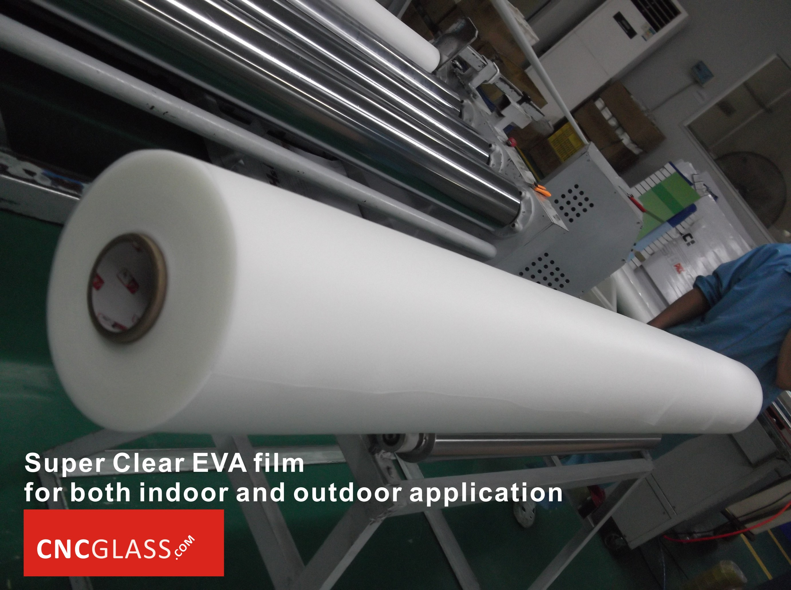 Eva Film laminated glass safety glazing 05