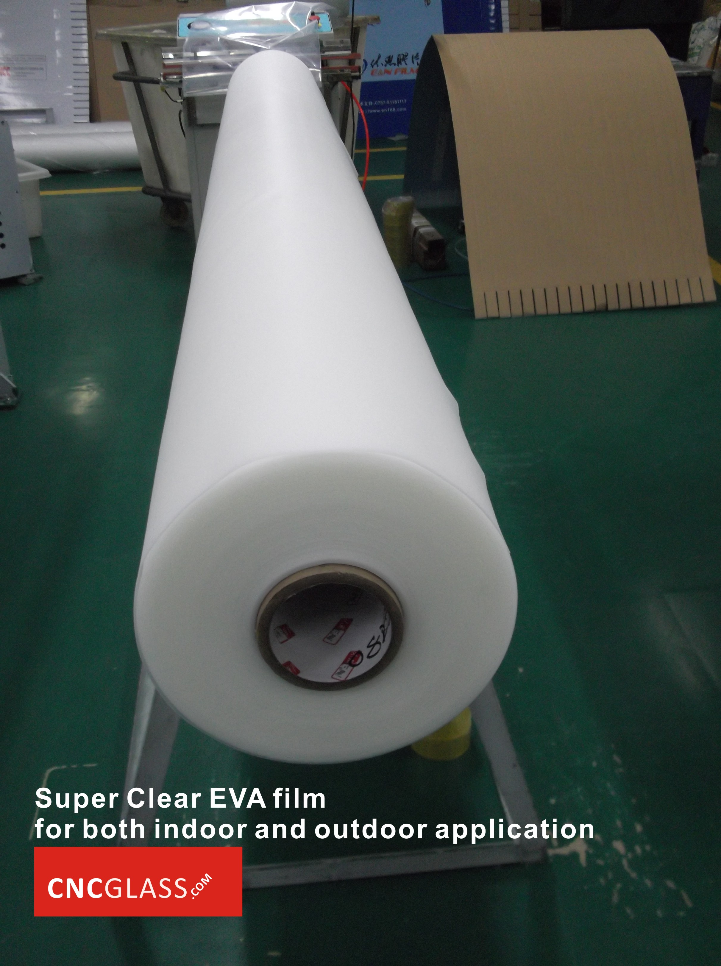 Eva Film laminated glass safety glazing 06