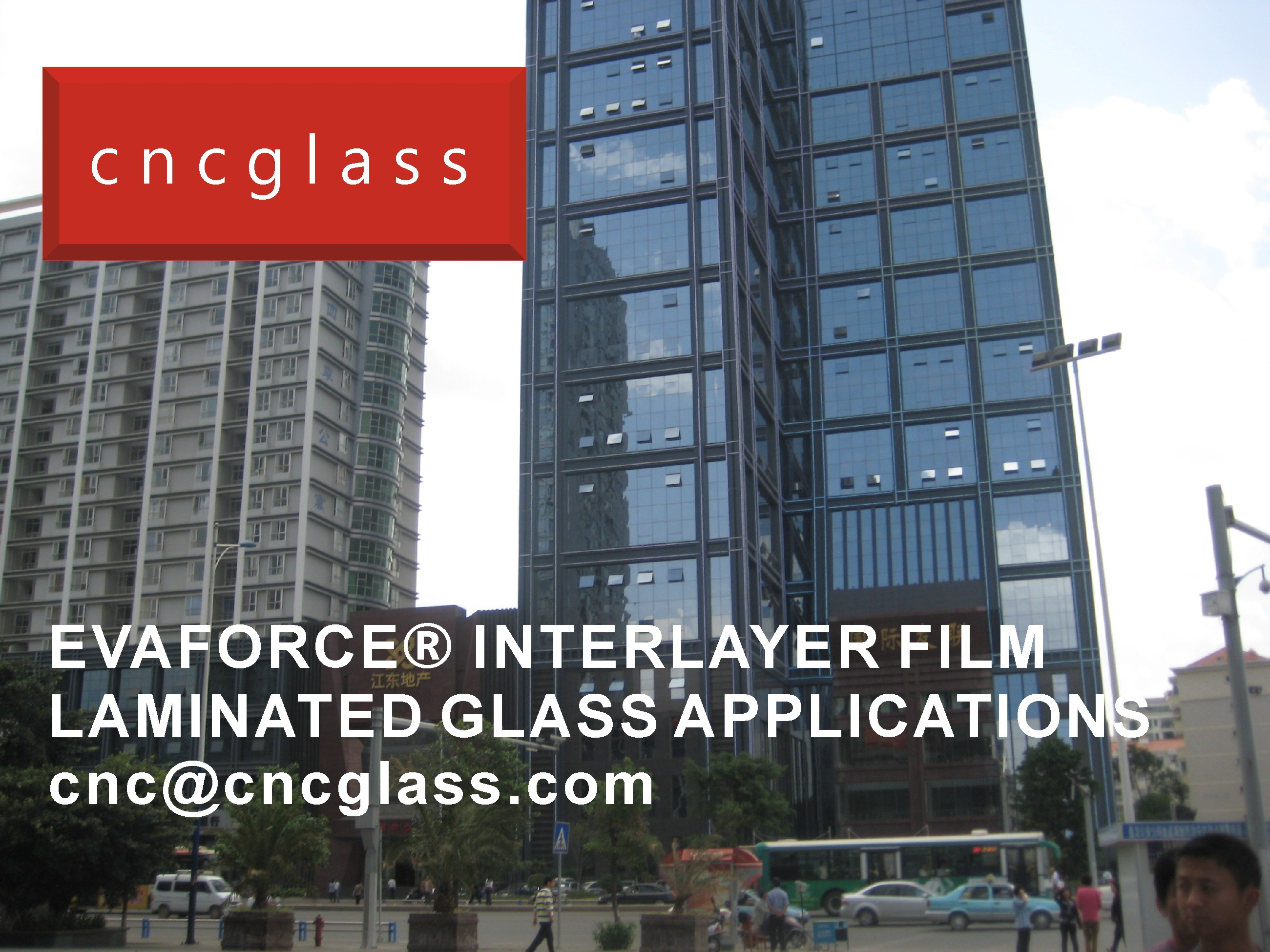 EVAFORCE INTERLAYER FILM LAMINATED GLASS APPLICATIONS (1)