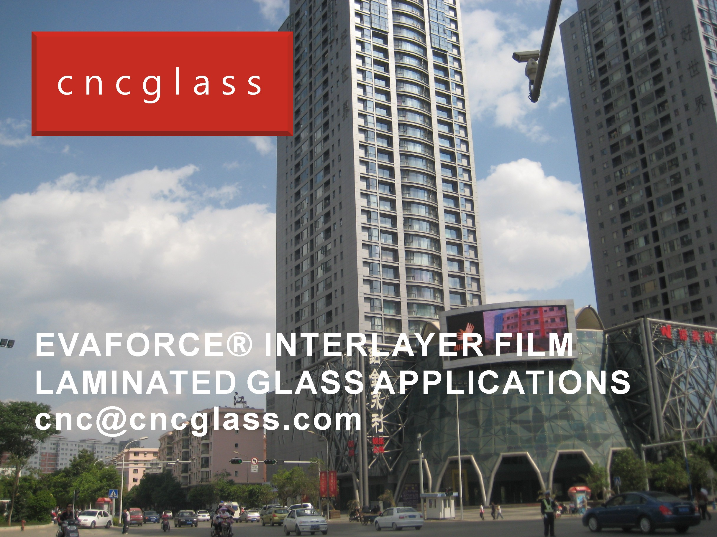EVAFORCE INTERLAYER FILM LAMINATED GLASS APPLICATIONS (2)