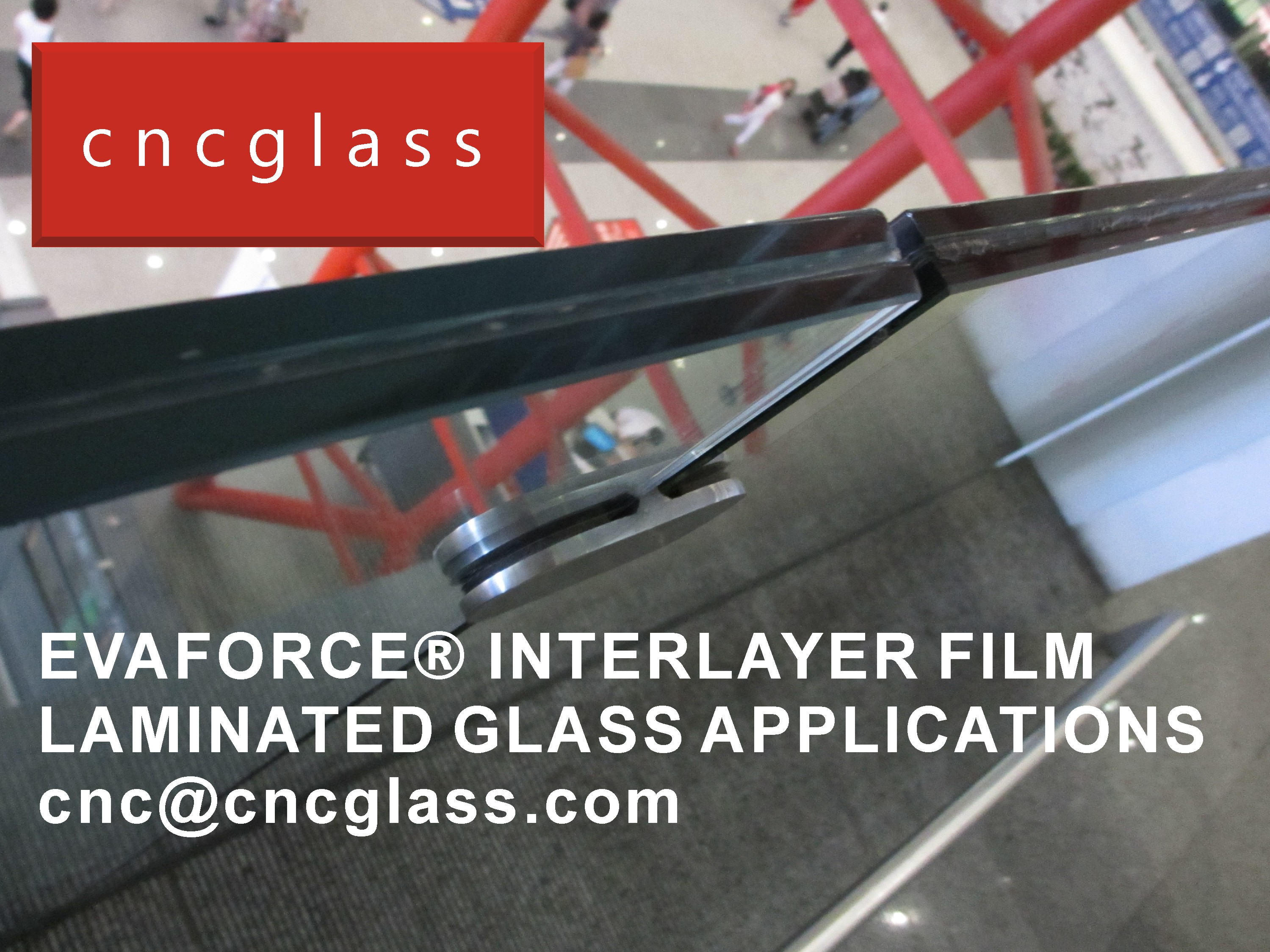 EVAFORCE INTERLAYER FILM LAMINATED GLASS APPLICATIONS (4)
