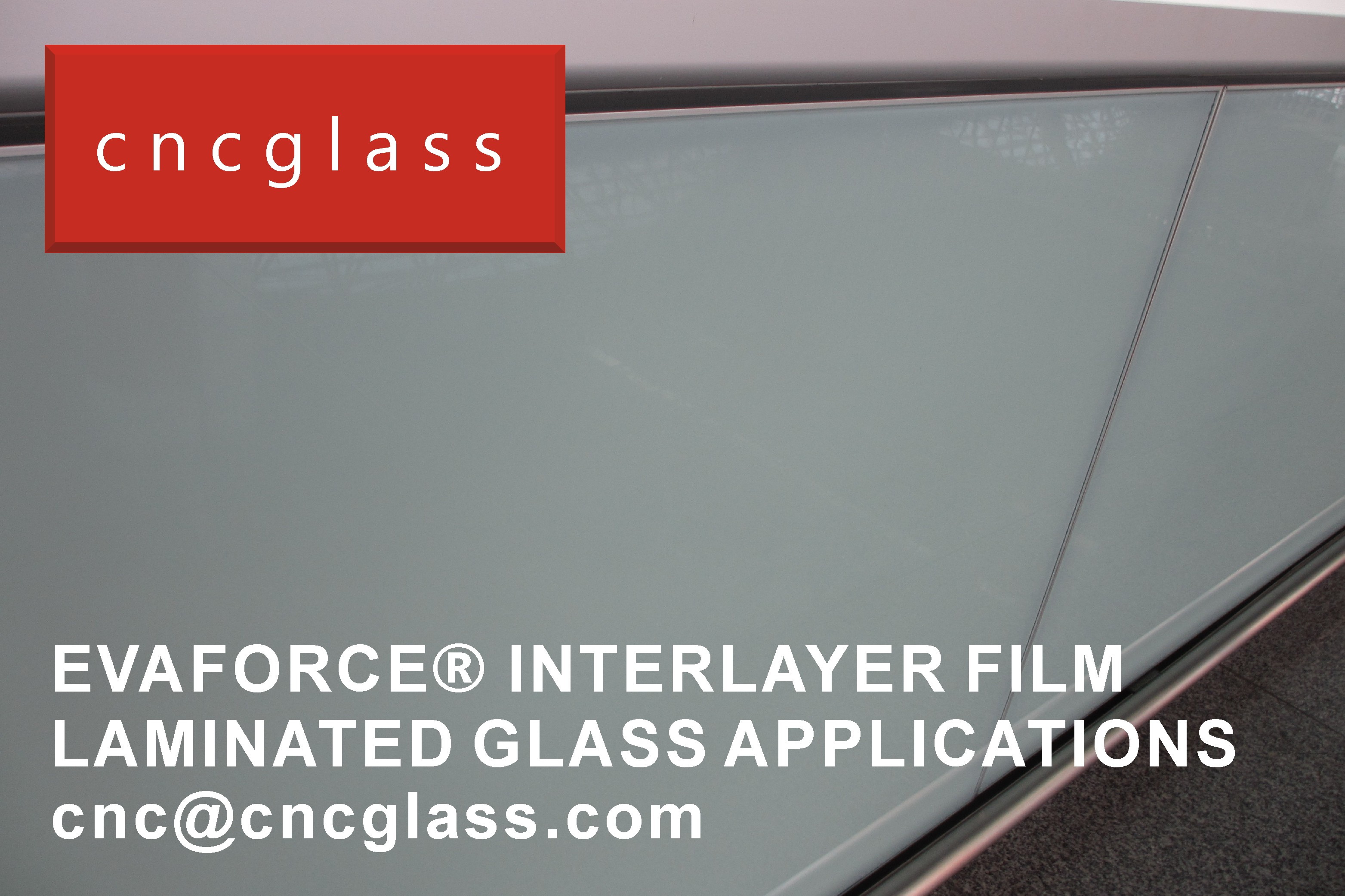 EVAFORCE INTERLAYER FILM LAMINATED GLASS APPLICATIONS (5)