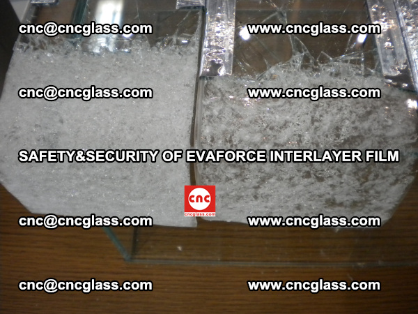 EVA Film Laminated Glass offers Safety and Security properties (8)