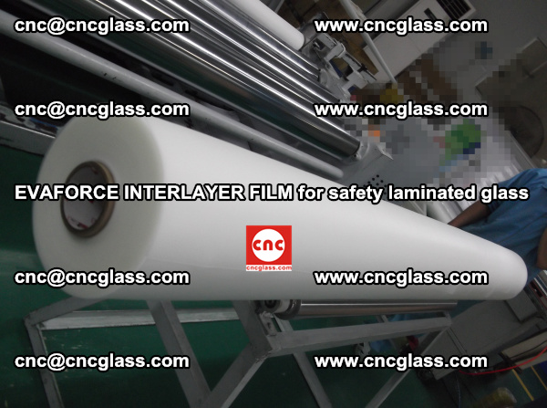 EVAFORCE INTERLAYER FILM for safety laminated glass (2)