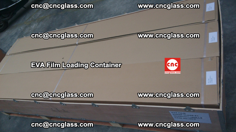 EVAFORCE SUPER CLEAR EVA FILM for safety laminated glass (30)