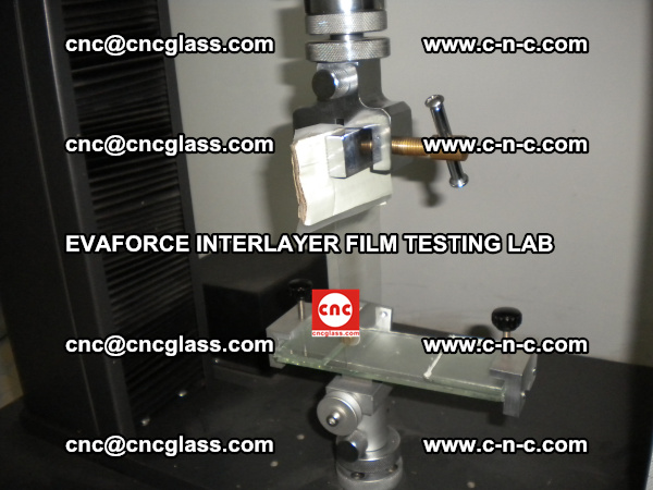 Quality Control of EVAFORCE SUPER CLEAR INTERLAYER FILM (1)