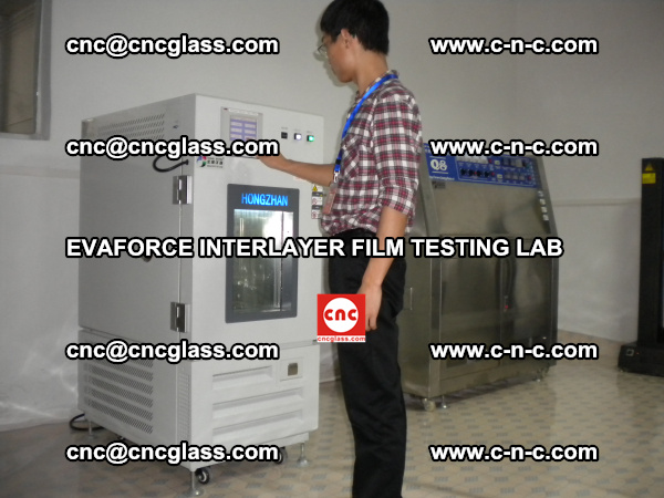 Quality Control of EVAFORCE SUPER CLEAR INTERLAYER FILM (3)