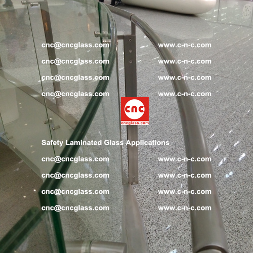 Safety laminated glass, Safety glazing, EVA Film, Glass interlayer (74)