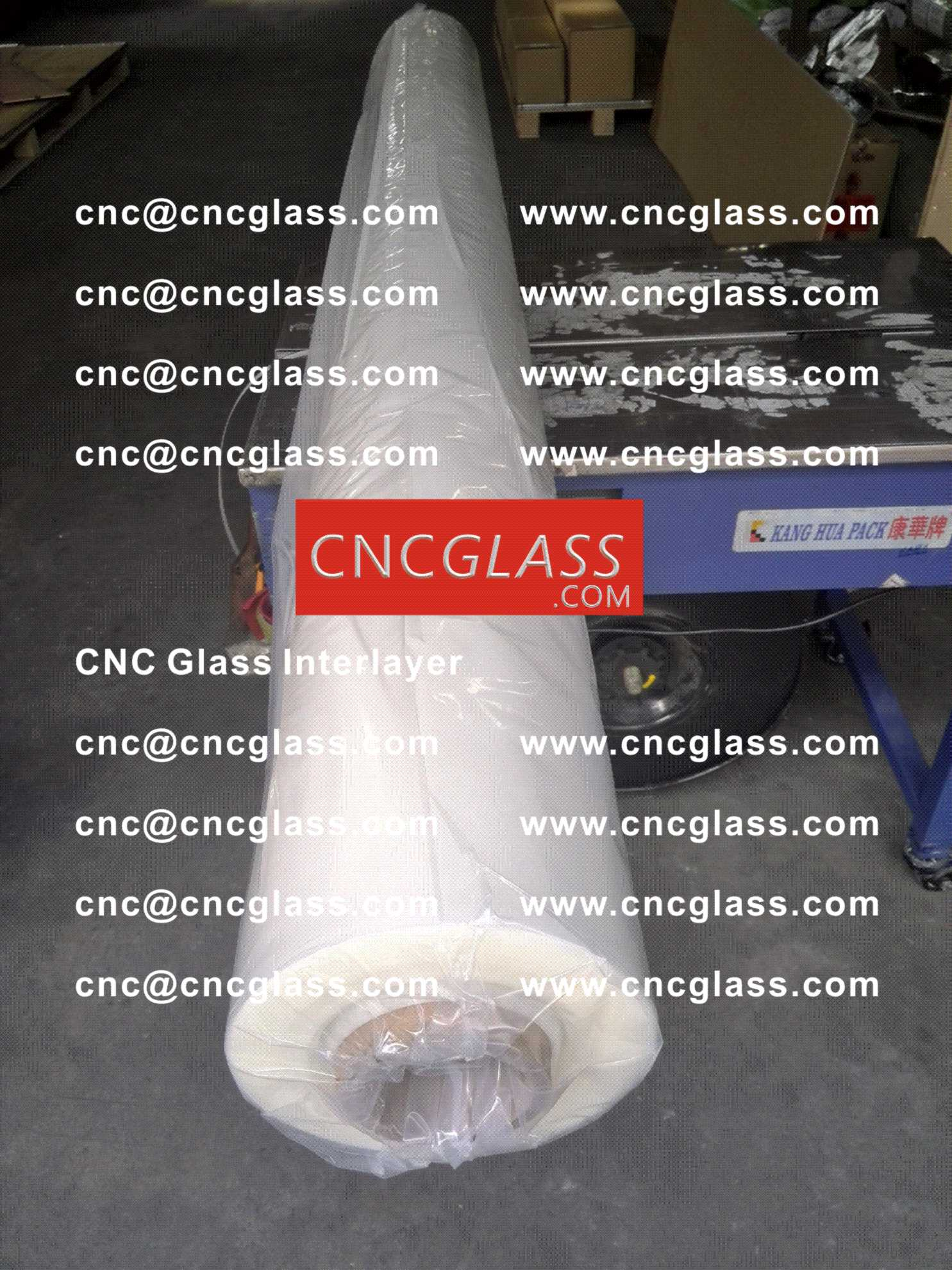 001 CNC Glass Interlayer EVA Film for Safety Laminated Glass