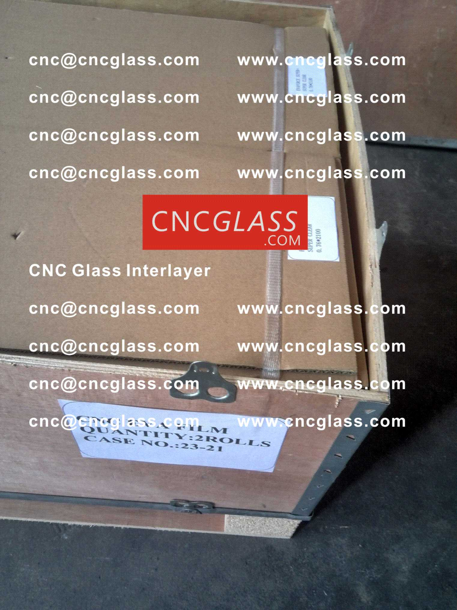 005 CNC Glass Interlayer EVA Film for Safety Laminated Glass