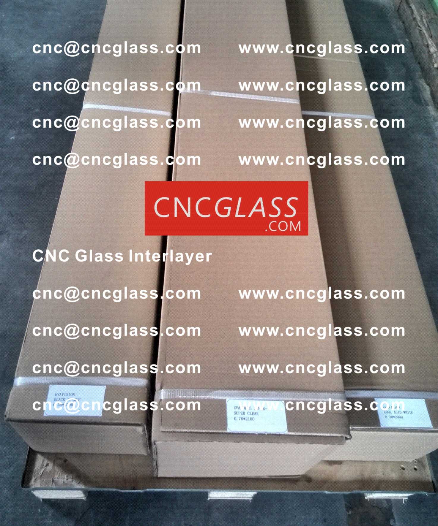 007 CNC Glass Interlayer EVA Film for Safety Laminated Glass