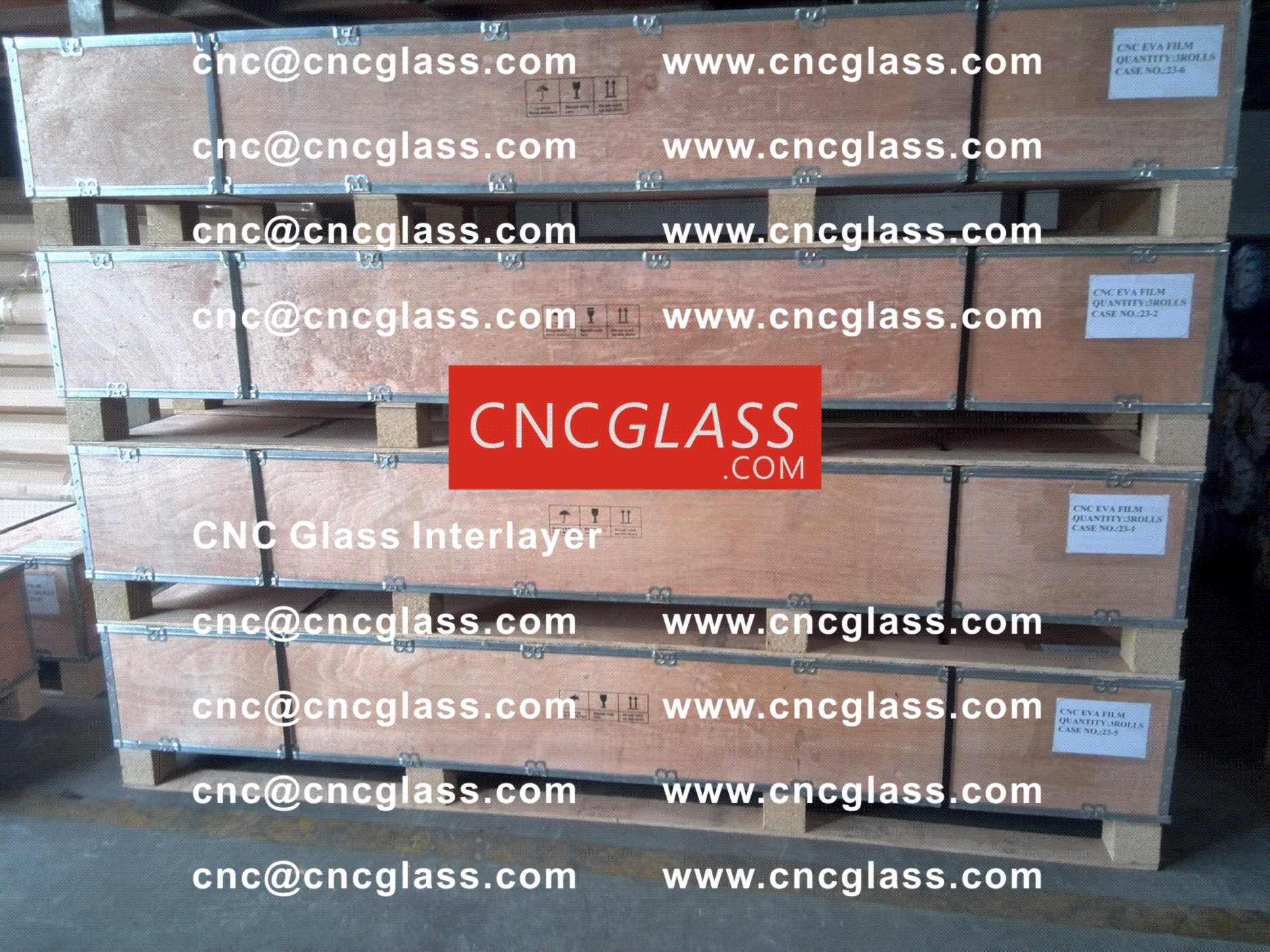 014 CNC Glass Interlayer EVA Film for Safety Laminated Glass