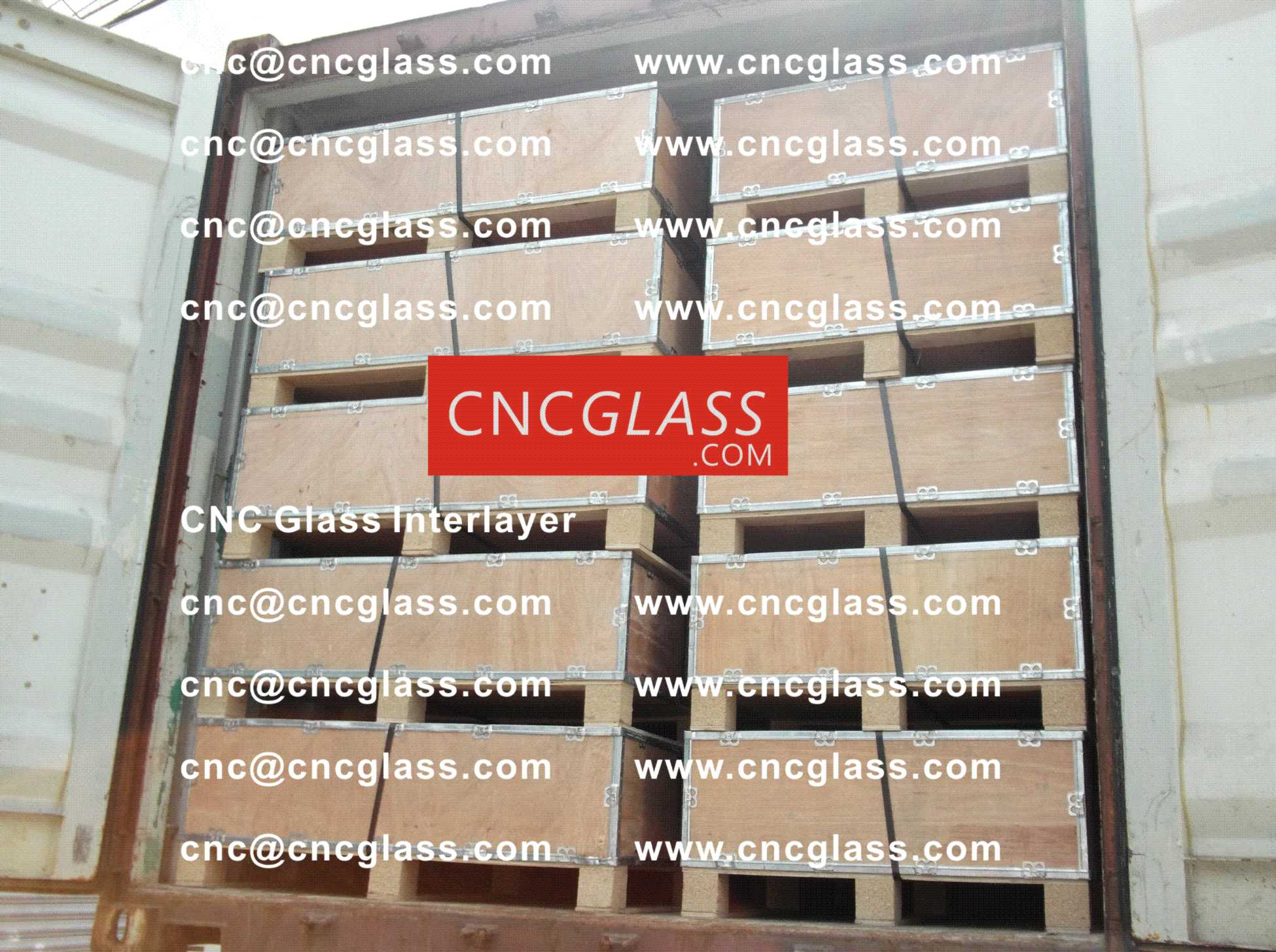 021 CNC Glass Interlayer EVA Film for Safety Laminated Glass