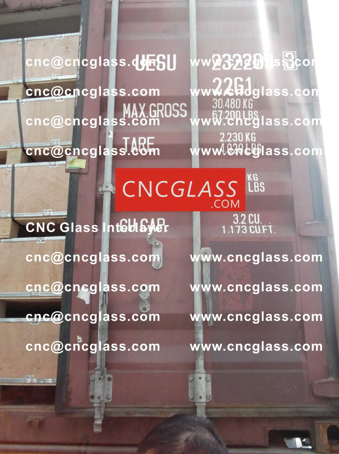 022 CNC Glass Interlayer EVA Film for Safety Laminated Glass