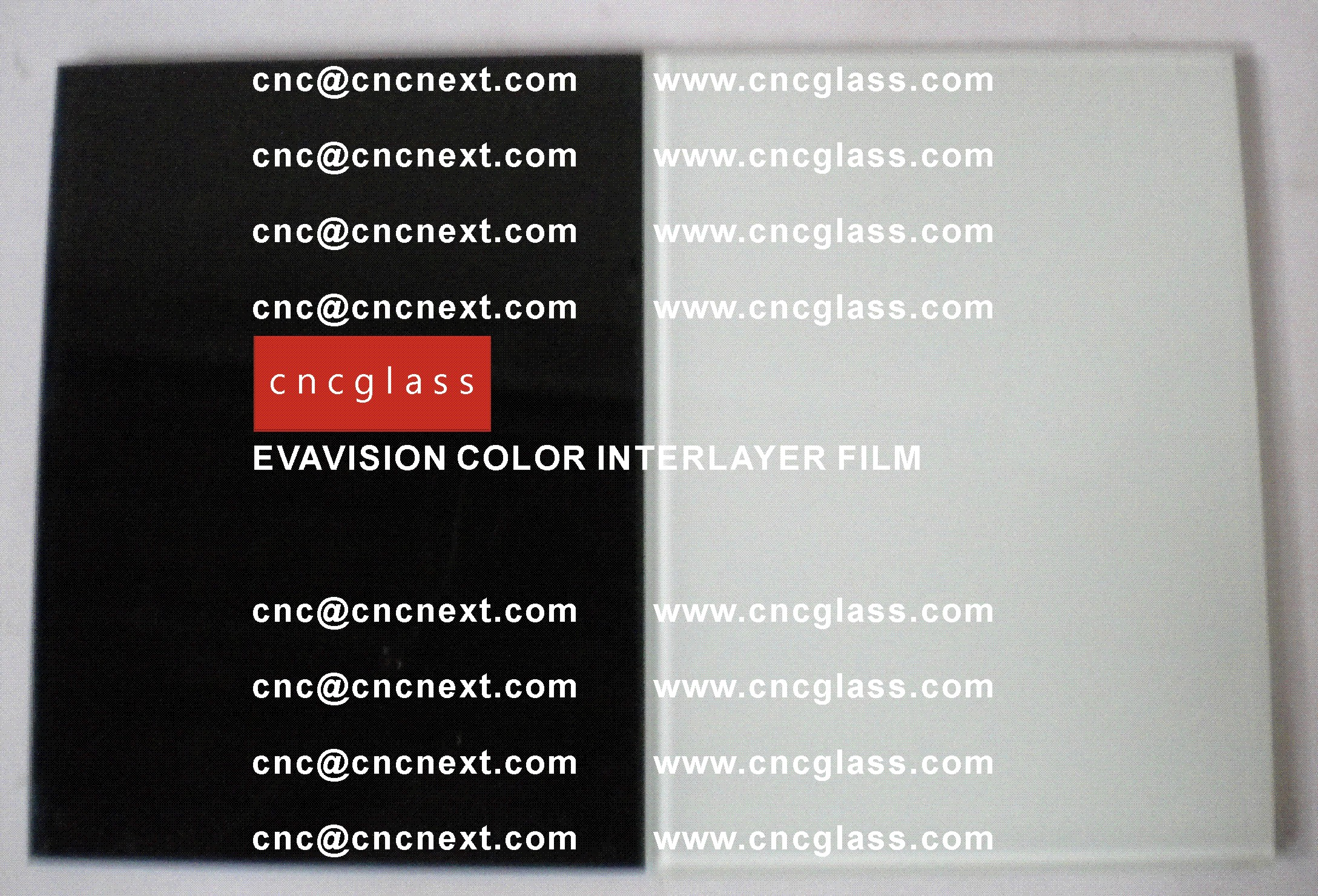 02 EVAVISION WHITE EVA FILM FOR LAMINATED GLASS