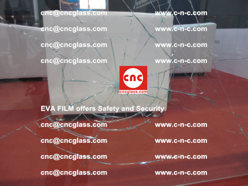 EVA Film Laminated Glass offers Safety and Security (5)