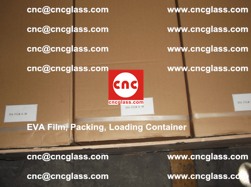 EVA Film, Package, Loading Container, Laminated Glass, Safety Glazing (47)