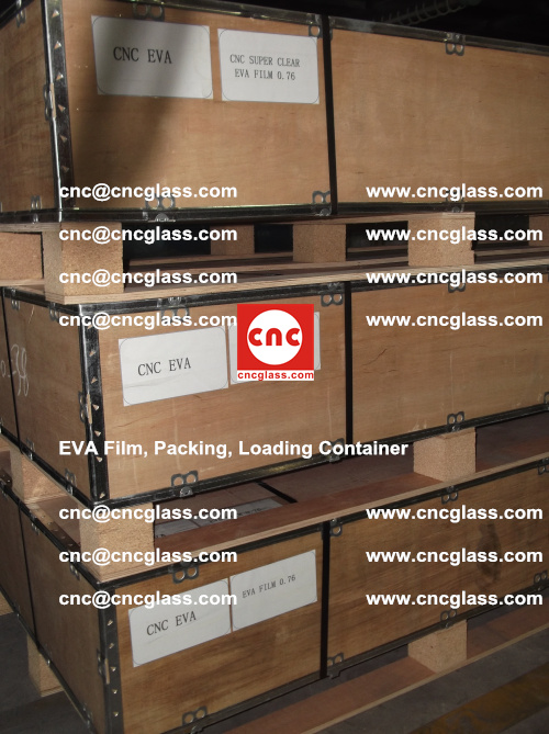 EVA Film, Package, Loading Container, Laminated Glass, Safety Glazing (49)
