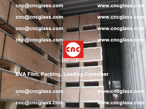 EVA Film, Package, Loading Container, Laminated Glass, Safety Glazing (65)