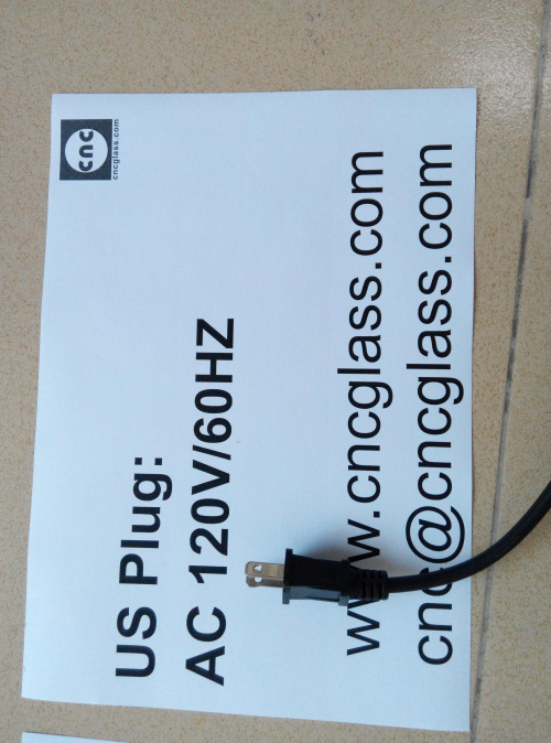 Thermal Interlayer Trimmers, electrics plug, for safety laminated glass (7)