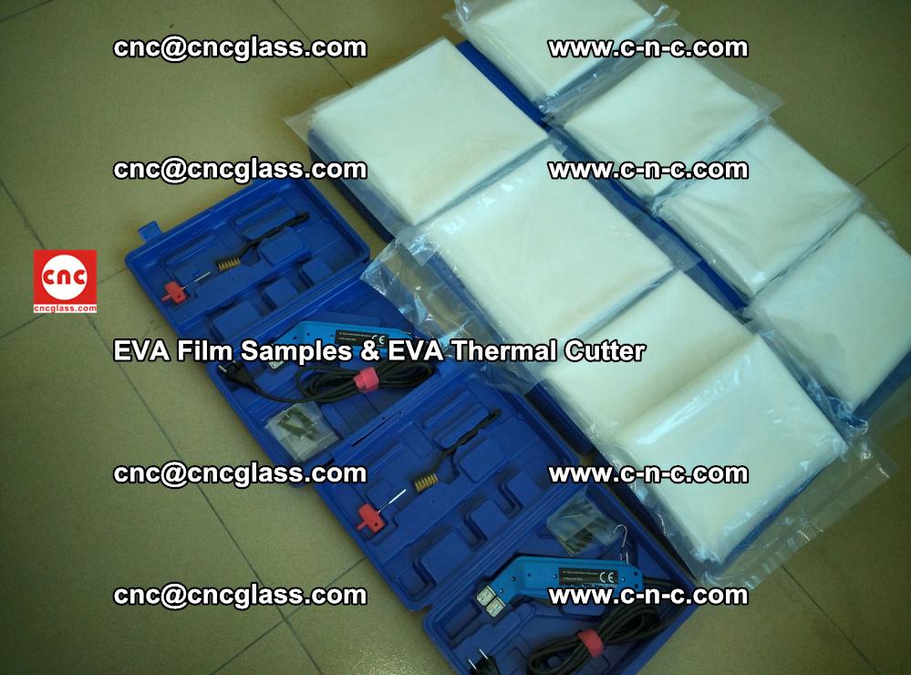 EVA Thermal Cutter and EVAFORCE SUPER PLUS EVA FILM samples (24)