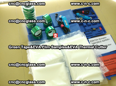 Green Tape, EVA Thermal Cutter, EVAFORCE SPUPER PLUS EVA FILM (1)
