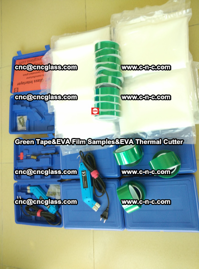 Green Tape, EVA Thermal Cutter, EVAFORCE SPUPER PLUS EVA FILM (102)