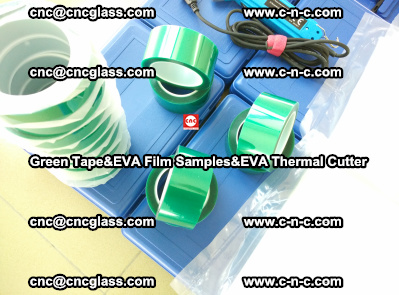 Green Tape, EVA Thermal Cutter, EVAFORCE SPUPER PLUS EVA FILM (14)