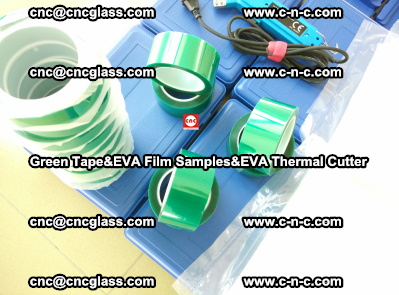 Green Tape, EVA Thermal Cutter, EVAFORCE SPUPER PLUS EVA FILM (15)