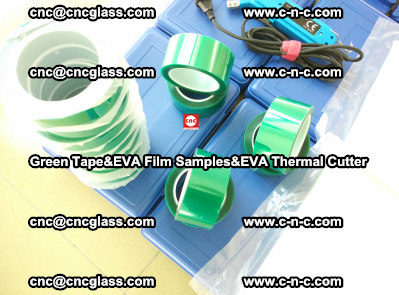 Green Tape, EVA Thermal Cutter, EVAFORCE SPUPER PLUS EVA FILM (16)
