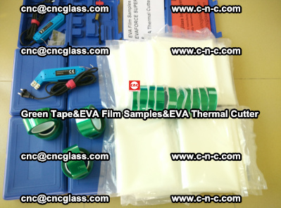 Green Tape, EVA Thermal Cutter, EVAFORCE SPUPER PLUS EVA FILM (24)