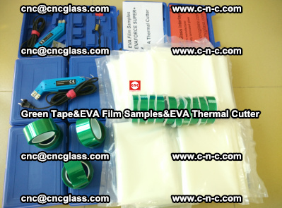 Green Tape, EVA Thermal Cutter, EVAFORCE SPUPER PLUS EVA FILM (27)