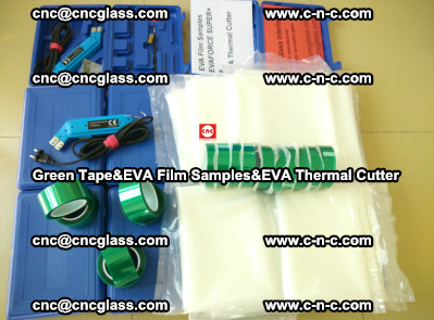 Green Tape, EVA Thermal Cutter, EVAFORCE SPUPER PLUS EVA FILM (28)