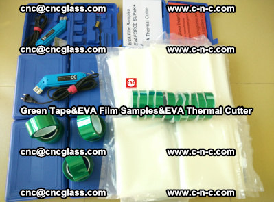 Green Tape, EVA Thermal Cutter, EVAFORCE SPUPER PLUS EVA FILM (30)