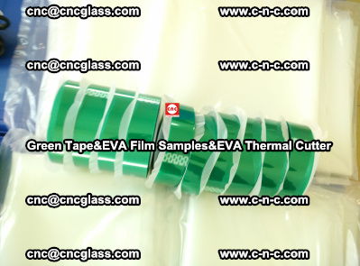 Green Tape, EVA Thermal Cutter, EVAFORCE SPUPER PLUS EVA FILM (33)